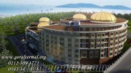 armutluda yükselen proje göral termal tatil köyü