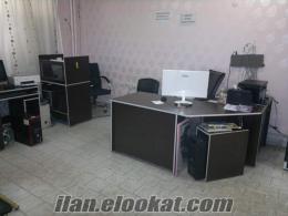 Diyarbakır Ofis Semtinde Devren Satılık İnternet Cafe