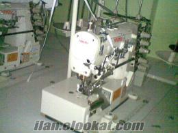 satılık tekstil dikiş makinaları
