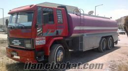 Sahibinden satılık su tankeri