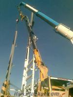 acil satilik 30 tonluk 2008 SENTEZ çift kirma...L6+L4