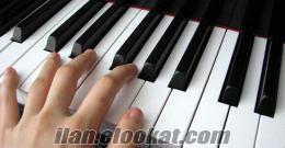 Mersinde Piyano Kursları