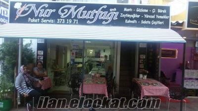 Edremit Merkezde Devren Kiralık Restoran Cafe