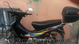 satılık motorsiklet Gaziosmanpaşada