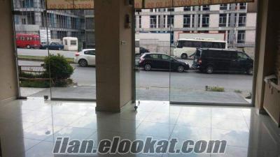 İstanbul hastane karşısında eczane ve medikal için kiralık dükkan