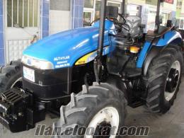 satılık 2005 model newholland td75dt marka çift çeker traktör