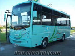 Sahibinden Satılık Özel Halk Otobüsü Güzel Bir Yatırım