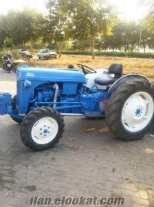 İzmir Selçukda ford traktör