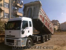 afyonda sahibinden satılık ford cargo 3230-2007 model kamyon.