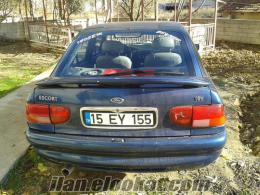 Burdur Bucakda ford escort