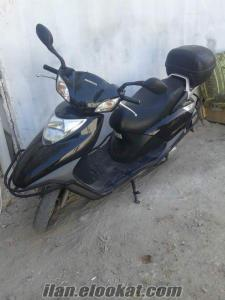 menemen, emiralemde acil satilik 2012 model honda spacy marka motor