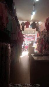 Devren kiralik Bebe giyim Dükkanı Alicetinkaya cad doğu garaji