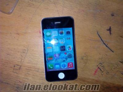 Şanliurfada sahibinden satlik iphone 4 32 GB 2. el 350 t cok temiz