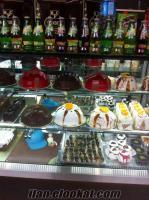 istanbul küçük çekmecede devren satılık pastane veya pastane lokanta berekçi mal