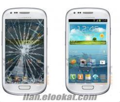 Samsung Galaxy S3 S4 Note 2-3 iPhone5-5S Dokunmatik Ön CamLens Değişim