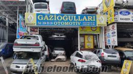 DACİA DUSTER -LOGAN -SANDERO -SOLENZA -DOKKER ÇIKMA PARÇA
