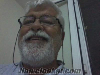 izmirden 66 yaşında beyaz saçlı