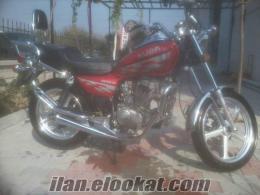 Denizlide satılık motorsiklet