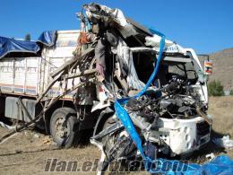 hasarlı kamyon tır dorse alınır