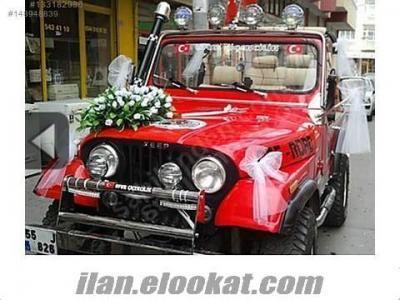 İzmir Buca sünnet arabası