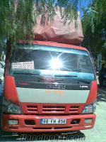 satlık 2007 ısuzu kamyonet