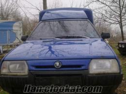 Bursada satılık 1993 model skoda pick-uplx (hurda ruhsatlı)