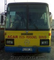sahibinden satilik 1974 model Merceds-Benz 0302 Otobus
