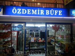 antalyada devren satılık tekel büfe / market