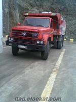 samsundan 2001 model damperli dodge kamyon. satilik veya kiraliktir.