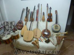 Sahinden satılık müzik alet kolleksiyon