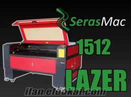 SerasMac 1512 lazer kesim makinesi 100W 150cmX120cm