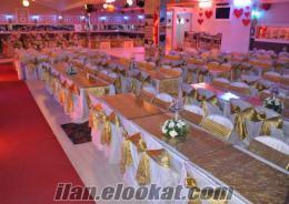 çok uygun fiyata 2 adet devren satılık kapalı düğün salonu