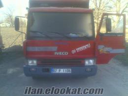 satılık iveco 120-14 10 teker kamyon