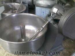 İkinci el hamur makinaları, 2. el Hamur Yoğurma Makineleri
