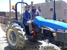 satılık new holland marka 2006 traktör
