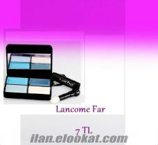 Loreal- Lancome- mac - Max Factor ürünleri 4-28 tl arası