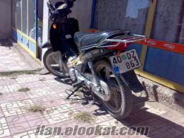 kırşehir akçakentte sahibinden satılık mondial marka motorsiklet