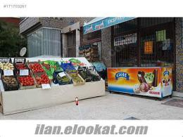 sincan da en canlı döneminde devren satılık market***
