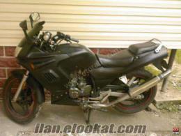 Alaşehirde satılık motorsiklet