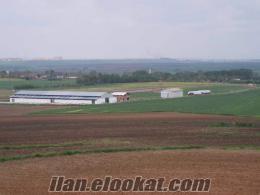 Trakya' da satılık çiftlik