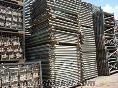 Elazığ Harput inşaat iskelesi
