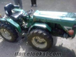 4*4 ferrari bahce traktör