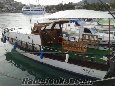 alanyada özel motor yat balık gezi fishing jigging jig turları