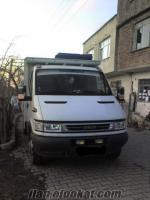 iveco daily açık kasa 2005 model kamyonet