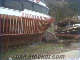 sahibinden satılık gezi teknesi