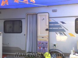 2000 model orjinal HYMER karavan