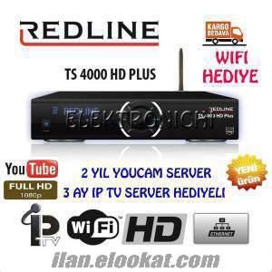 Redline TS 4000 Full HD Uydu Alıcısı 220 tl