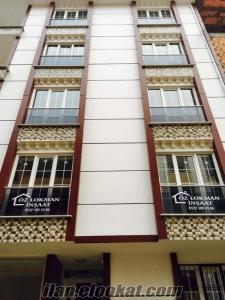 istanbul esenyurtta krediye uygun asansörlü sıfır satılık daire