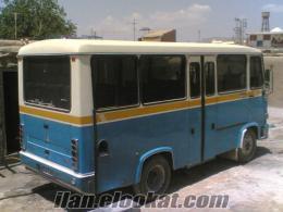 Mardinde magirus minibüs