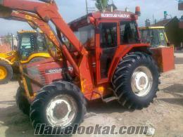 konyada sahibinden kepçeli traktör 80 66 fiat çiftçeker lastikleri %70